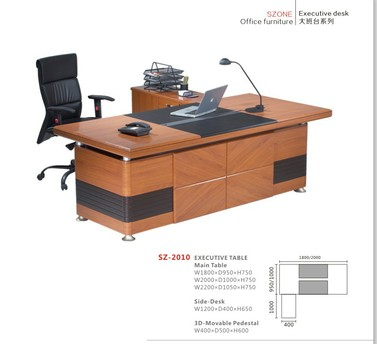 SZ-2010 Executive table