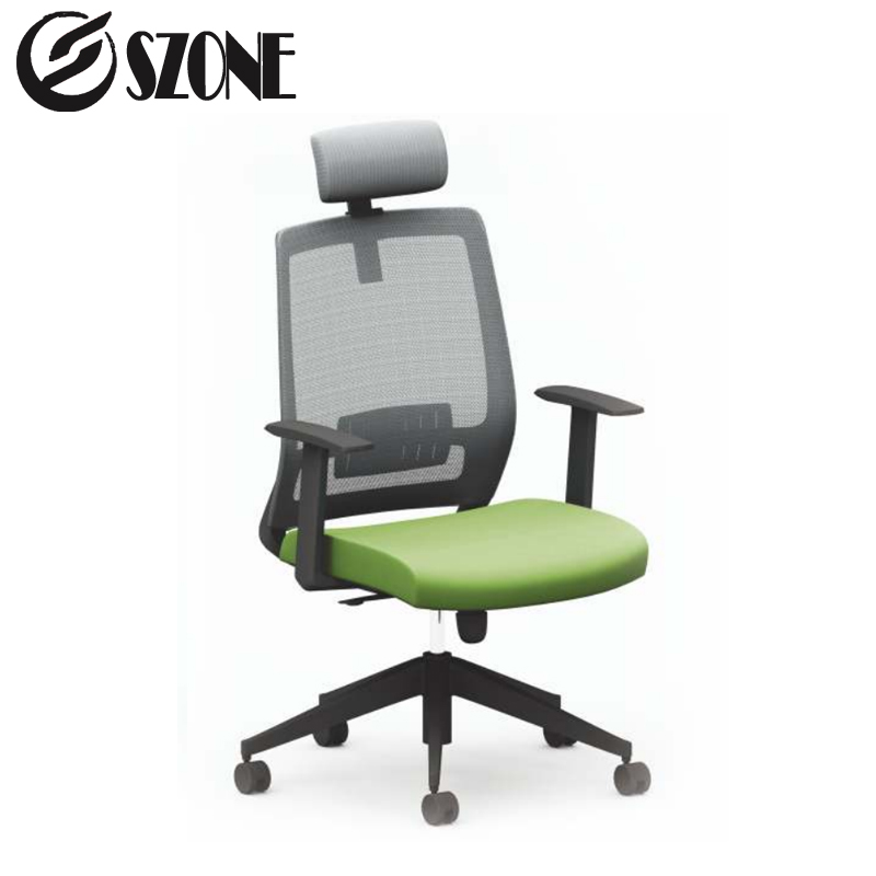 Modern Mesh heated Office Chair P-077A2