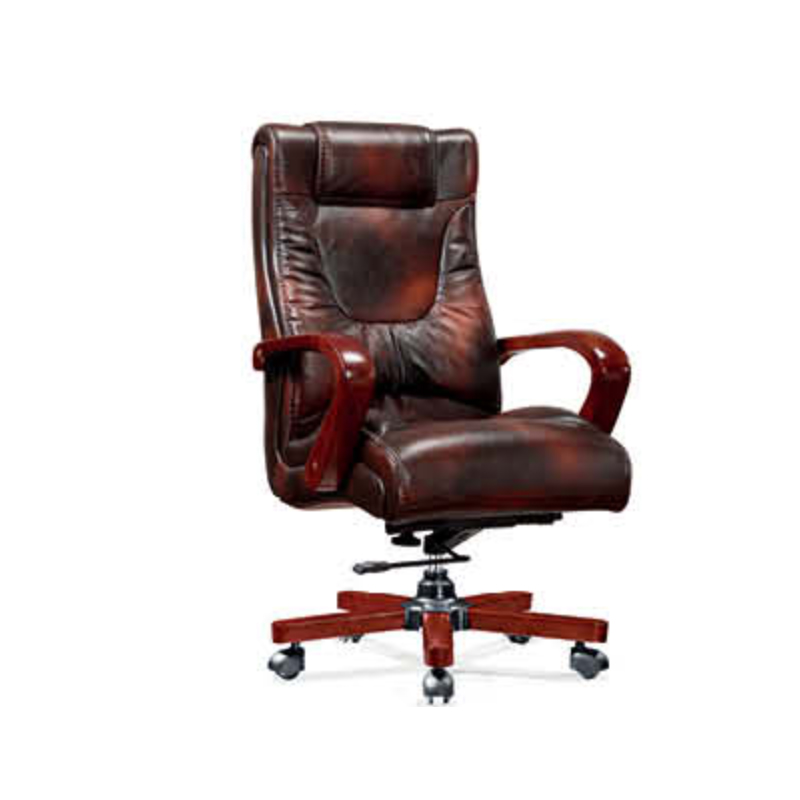 Executive Office Chair SZ-B955 Cow Leather