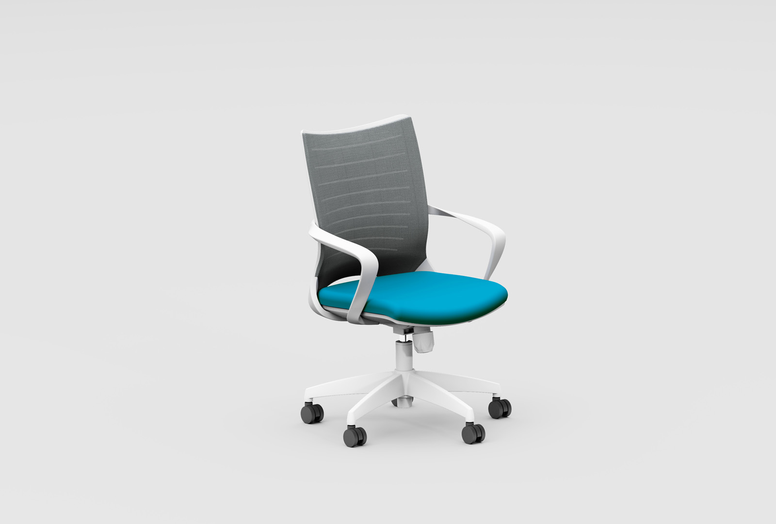 Medium Office Chair P-U001A /P-U001B/P-U001C/P-U001D