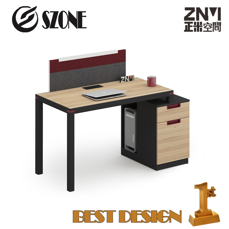 2 Person Workstation New Design K-WD1206B/K-WD1406B