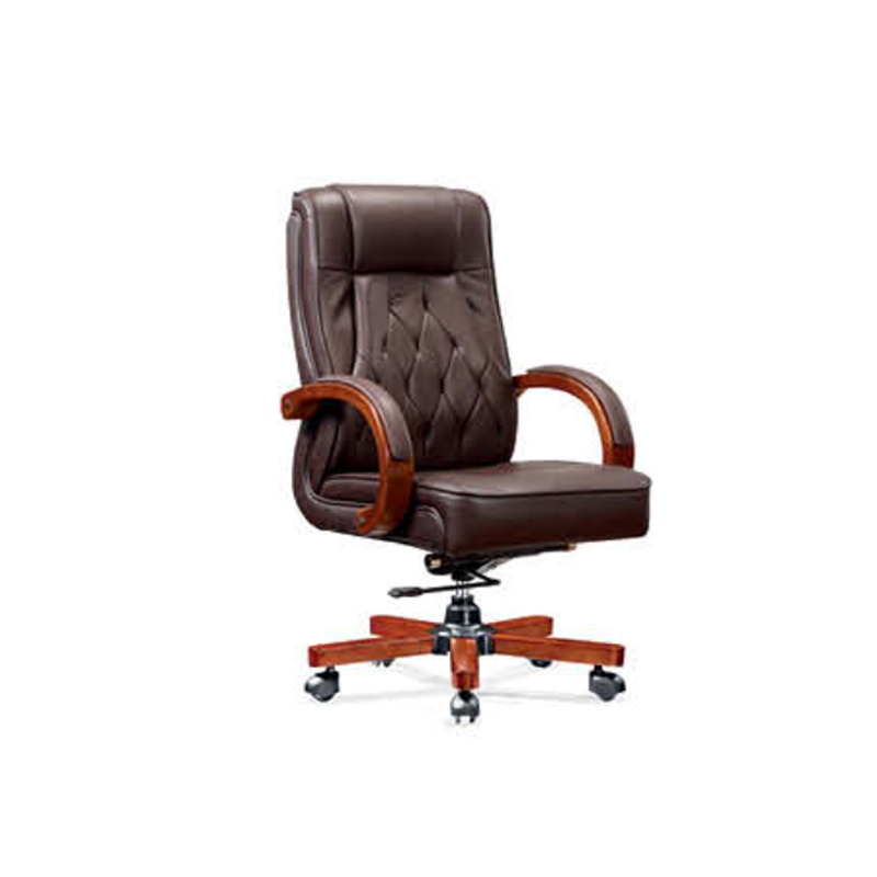 Executive Office Chair B940 Cow Leather